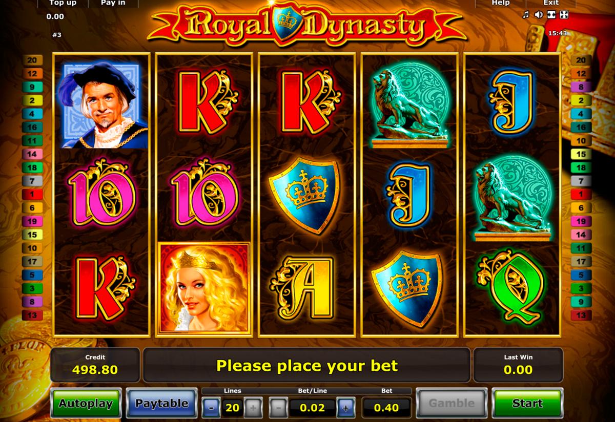Royal Dynasty Vorschau