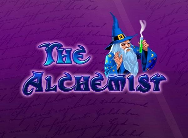 The Alchemist Slot Logo