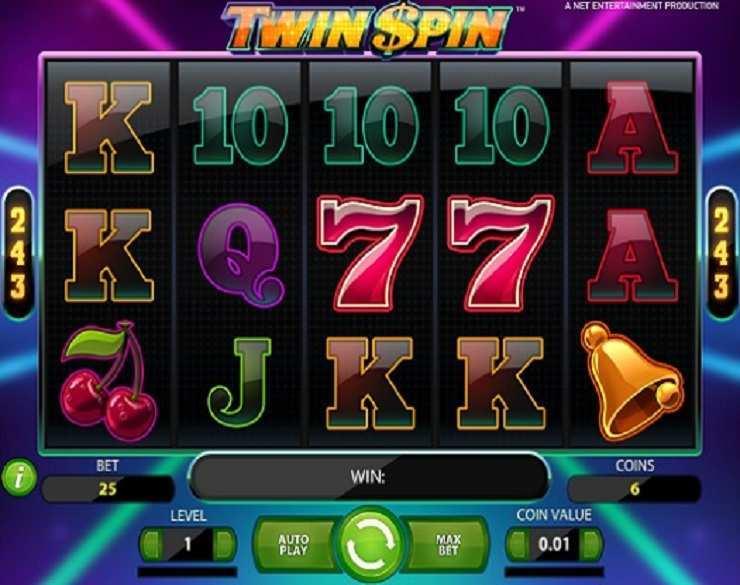 Twin Spin Vorschau